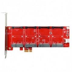 PCI Express 2.0 x 1 PCI Express 2.0 mPCIe x 4 : ESPP-2401