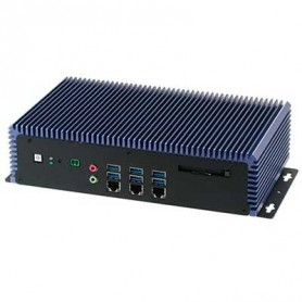 BOXER-6639 : Fanless Embedded Box PC Intel Gen 6th Skylake Socket Type - Q170 Chipset