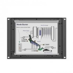 """9.7"""" Industrial Monitor, open frame for optional : TK970-NP/C/T"""