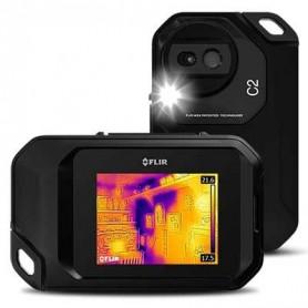 Caméra thermique de poche ultra compacte : Flir C3