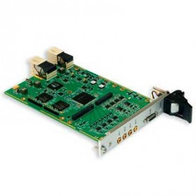 3U CPCI Audio / Video Input Module : VIM554