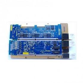 3U CompactPCI Serial Mezzanine Carrier Module : DIC551