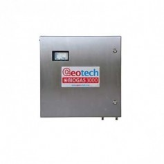 Analyseur fixe biogaz : BIOGAS 3000