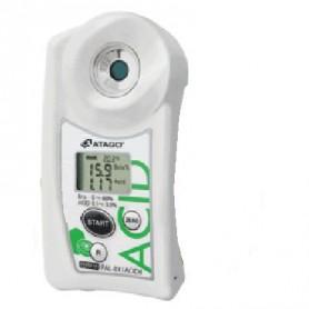 Réfractomètre numérique acidité kiwi : PAL-EASY-ACID8