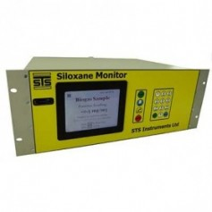 Analyseur fixe siloxane R2SiO : STS