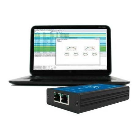 Boitier TAP portable plug and play : ProfiShark 1G