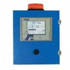 Mesureur fixe d'épaisseur d'une couche d'hydrocarbures sur l'eau : 4100-HCF