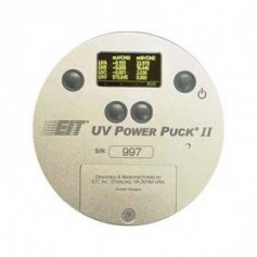 Radiomètre UV : UVICURE Plus II Profiler / Power Puck II Profiler