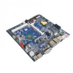 Intel Bay Trail Mobile Processor Based Mini ITX Embedded Motherboard : LINA-BT04