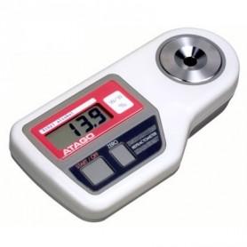 Réfractomètre digital alcool éthylique : PET-109
