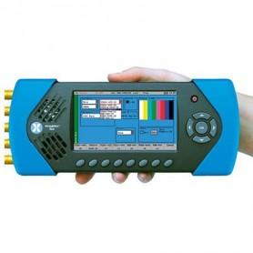 Moniteur portable forme d'onde : SxA AES