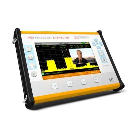 Mesureur de champ aux dimensions d'une tablette : HD RANGER UltraLite