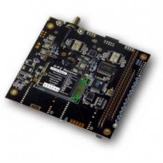 FLEXCOM104-GPS : carte au format PC/104 avec module GPS / GSM / GPRS