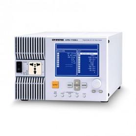 Source AC et DC de précision 1kVA avec séquenceur arbitraire : APS-1102A
