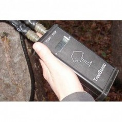 Analyseur rigidité bois : TreeSonic timer