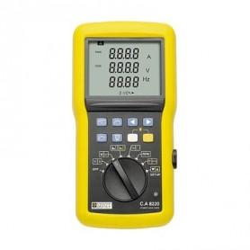 CA8220 : Analyseur de puissance et de maintenance de moteur