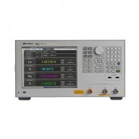 Pont RLC de 1 MHz à 3 GHz : E4982A