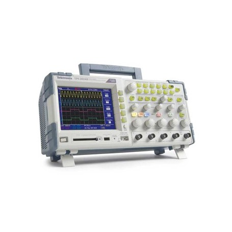 Oscilloscope Portable 2 voies - 100MHz : TPS2012B