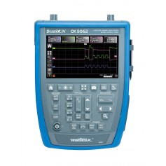 Oscilloscope Portable 2 ou 4 voies de 60 à 300Mhz : Scopix IV