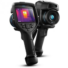 Caméra Thermique 240 x 180 : FLIR E53