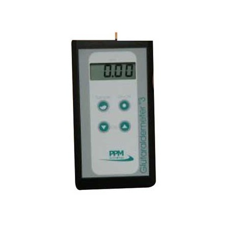 Détecteur glutaraldéhyde C5H8O2 portable : Glutaraldemeter 3