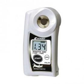 Réfractomètre Numérique Indice de réfraction IP65 : PAL-RI