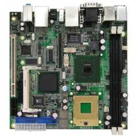 Socket 478 Intel Core 2 Duo Mini-ITX Motherboard : MB899