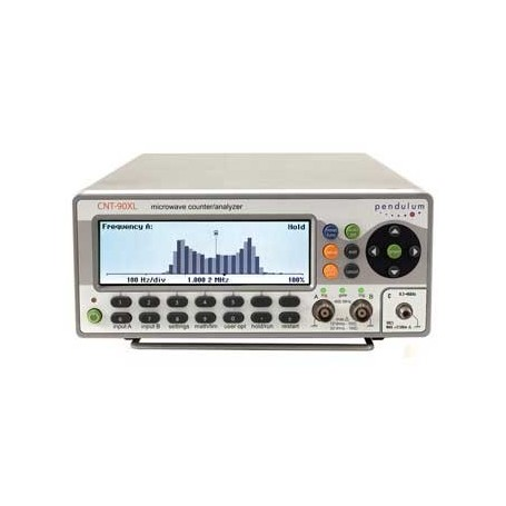 CNT90XL : Compteur - fréquencemètre pulsé : 27, 40, 46 ou 60 GHz