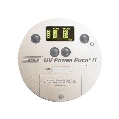 Radiomètre UV mesurant les quatre bandes UV (A, B, C, V) : Power Puck II