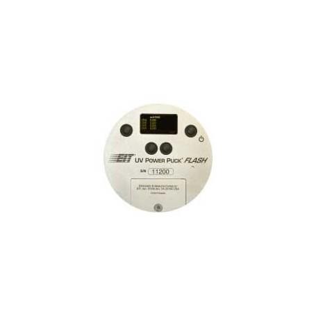 Radiomètre UV pour l'utilisation avec des UV de types pulsés : Power Puck Flash