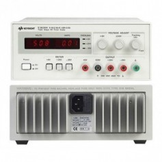 Alimentation triple 230VAC 6V/2,5A et +/-20V/5A : E3630A