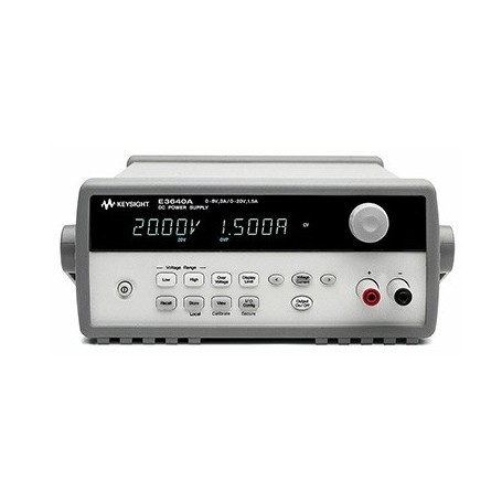 Alimentation programmable 100W GPIB/RS 232 : E3649A