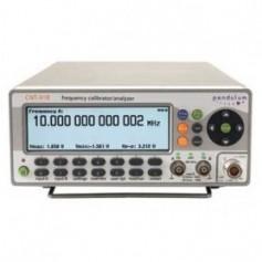 CNT91R : Compteur / fréquencemètre RUBIDIUM