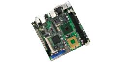 Carte mère Mini-ITX : 170x170mm