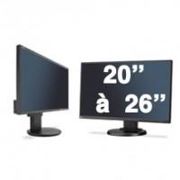 """Ecran LCD 20"""" à 26"""""""
