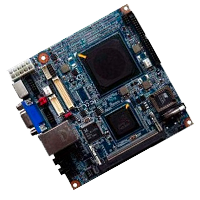 Carte mère Nano-ITX : 120x120mm