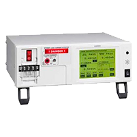 Essais diélectriques / Sécurité électrique