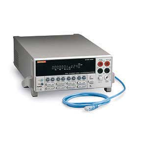 Système compatible Ethernet, 2 Slots, 80 voies : 2701E -> KEITHLEY