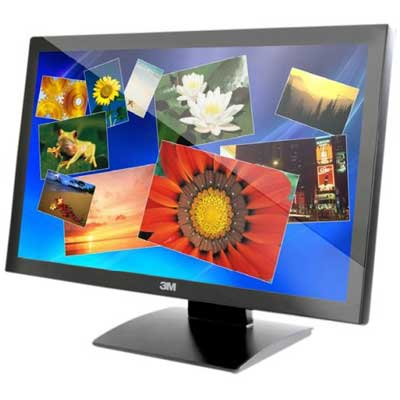 Moniteur tactile Mulitouch 18''5 wide : M1866PW -> 3M TOUCH SYSTEMS