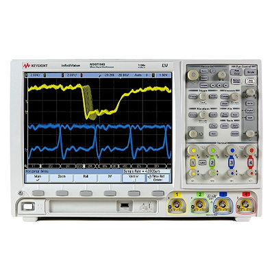 Oscilloscope à signaux mixtes 1 GHz - 4 voies : MSO7104B -> KEYSIGHT TECHNOLOGIES