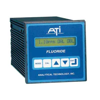 Analyseur de fluorure dissous dans les eaux : A15/82 -> ATI ANALYTICAL TECHNOLOGY