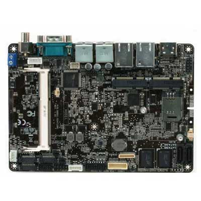 EPIC Board With Onboard Intel Atom N2600 Processor / AMD Radeon 7410M : EPIC-CV06 -> AAEON