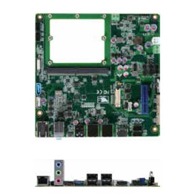 SMARC Carrier Board for ARM/x86 Solutions : ECB-960 -> AAEON