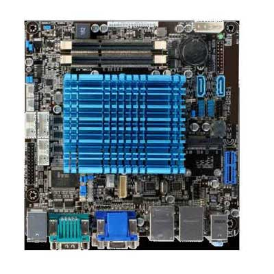 Intel Atom D2550 Processor : EMB-CV1 -> AAEON