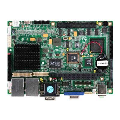 EPIC Board with Onboard AMD Geode LX800 (500 MHz) Processor : EPIC-5536 -> AAEON