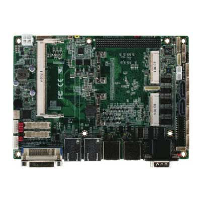 EPIC Board With Onboard Intel Atom D2550/N2600 Processor : EPIC-CV07 -> AAEON