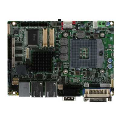 "3.5"" SubCompact Board Intel Core i7/i5/i3 Mobile : GENE-QM77"