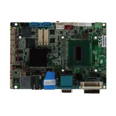 "3.5"" SubCompact Board with Intel 4th Generation Core i7/i5/i3 mobile : GENE-QM87"