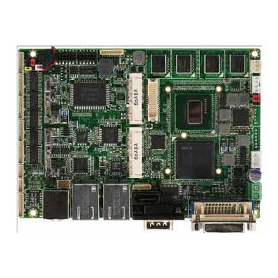 "3.5"" SubCompact Board Intel Atom E680 / E660 / E640 / E620 : GENE-TC05 -> AAEON"