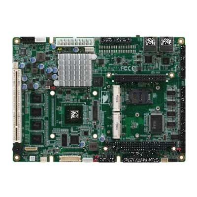 Compact Board with Onboard Intel Atom N455/D525 Processor : PCM-LN02